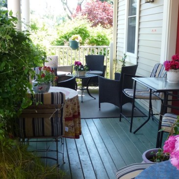 What's New at Globetrotters B&B, Niagara-on-the-Lake, Ontario, Canada